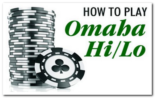 poker books omaha hi lo