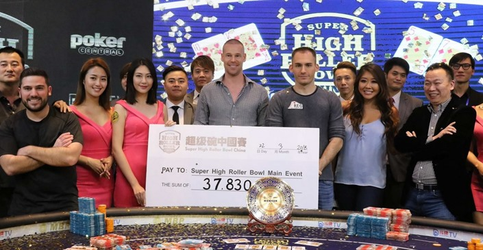 Итоги Super High Roller Bowl China 2018: Джастин Бономо – чемпион!
